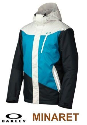 Oakley Minaret Jacket. Available now at www.extremalia.com @extremalia_shop #skiequipment #snowboarding