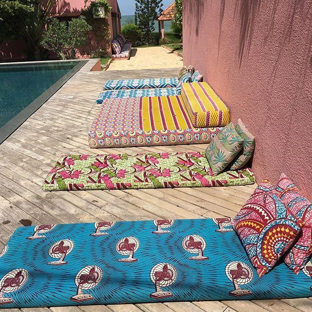 One year later: back in the Paradise house of my friend Fafa @fafa_du_senegal…