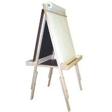 Adjustable Kids' Art Easel for Christmas: Art Easels, Holders Easels, Magnets Boards, Adjustable Paper, Kids Ideas, Easels Chalkboards, Beka Adjustable, Adjustable Easels, Woods Trays
