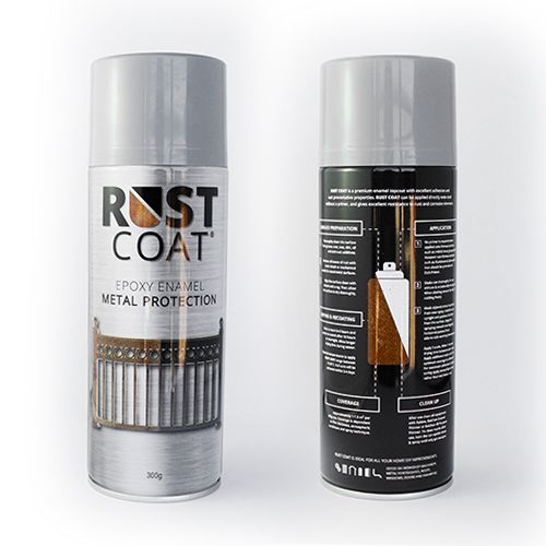 MMP Rust Coat Packaging Design #packaging #design #exposurecreative #agency #graphic #rustcoat #mmp