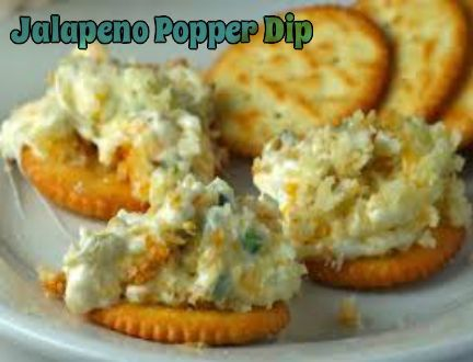 Weight Watchers Recipes - Jalapeno Popper Dip