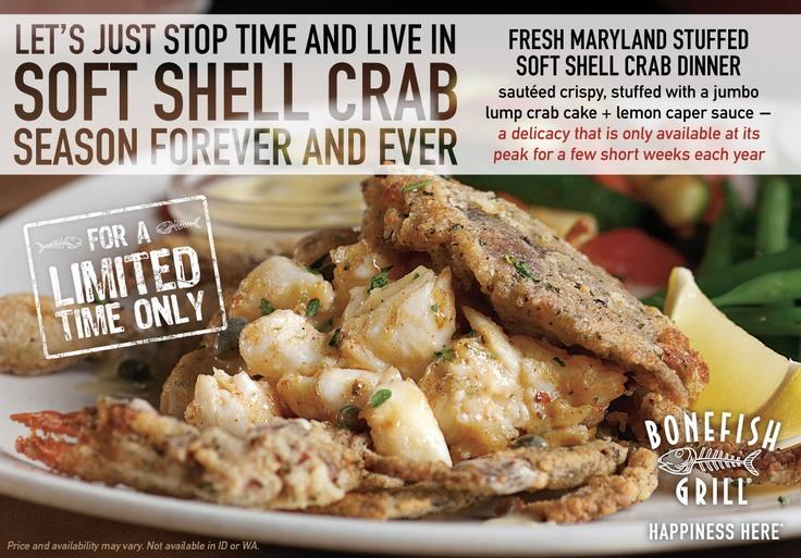 Paleo BBQ'S Soft Shell Crabs