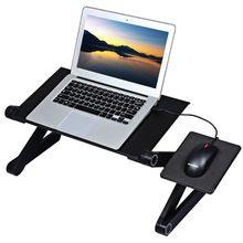 Nova Multifuncional 360 Graus Ajustável Dobrável Folding Laptop Notebook PC Suporte de Mesa Desk Bed Portátil Bandeja(China (Mainland))