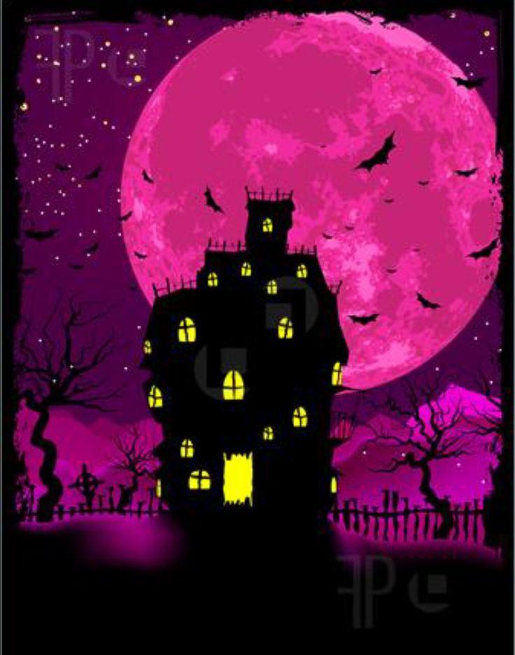 78 best PINK HALLOWEEN images on Pinterest | Pink halloween ...