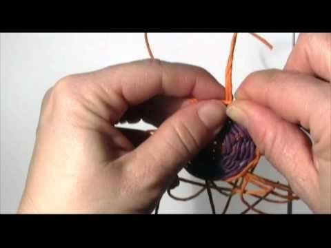Tutorial: Realizzare un Cestino in filo di carta Twist-art