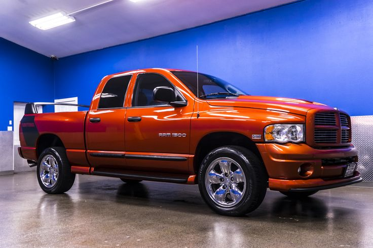 2005 Dodge Ram 1500 SLT 4x4 truck For Sale | Northwest Motorsport