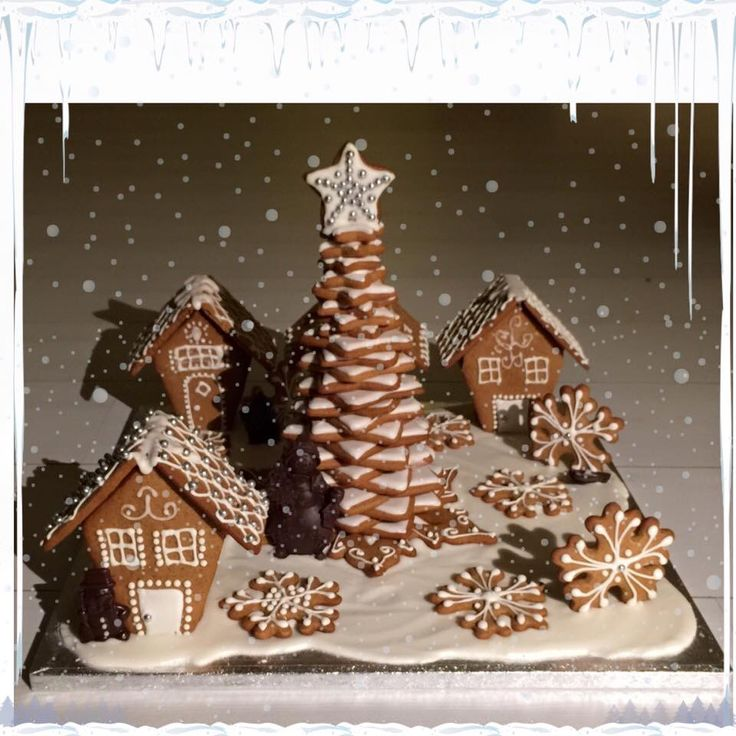 Cookie gingerbread christmas pepperkake
