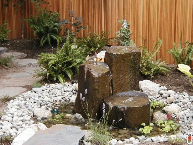 1000 images about water features on pinterest backyard for Water feature ideas for small gardens