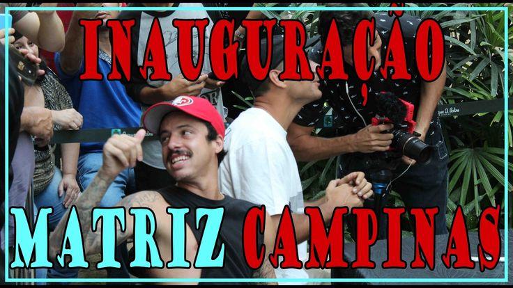 Evento de inauguração - Matriz Campinas Shop D.Pedro - YouTube