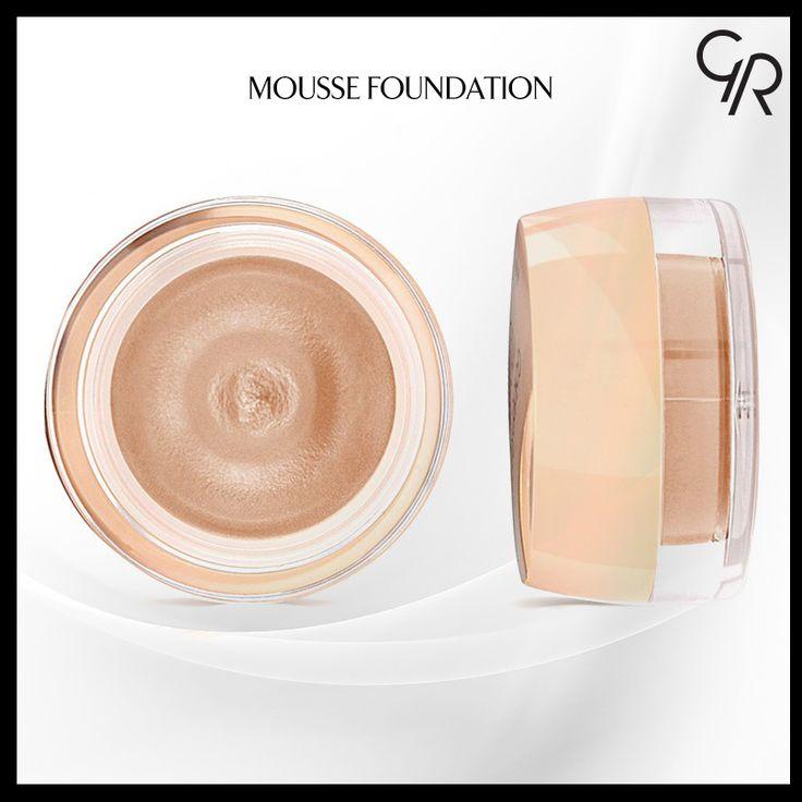 Gün boyu karşı konulamaz güzellikte mat, ipeksi ve pürüzsüz bir ten isteyenler için GR Mousse Foundation vazgeçilmez bir fondöten. http://www.goldenrosestore.com.tr/mouse-foundation.html