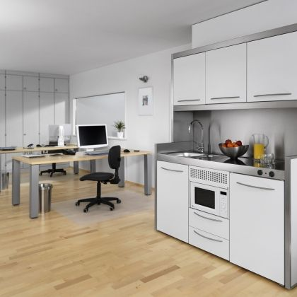 WELL WORKED: Our Compact Kitchens Provide Employees With Facilities To  Prepare Refreshments In The Workplace