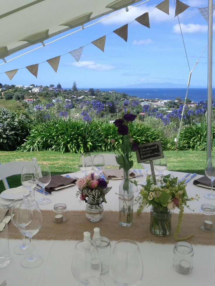 Private home, sourced by Waiheke Island Weddings and Events.