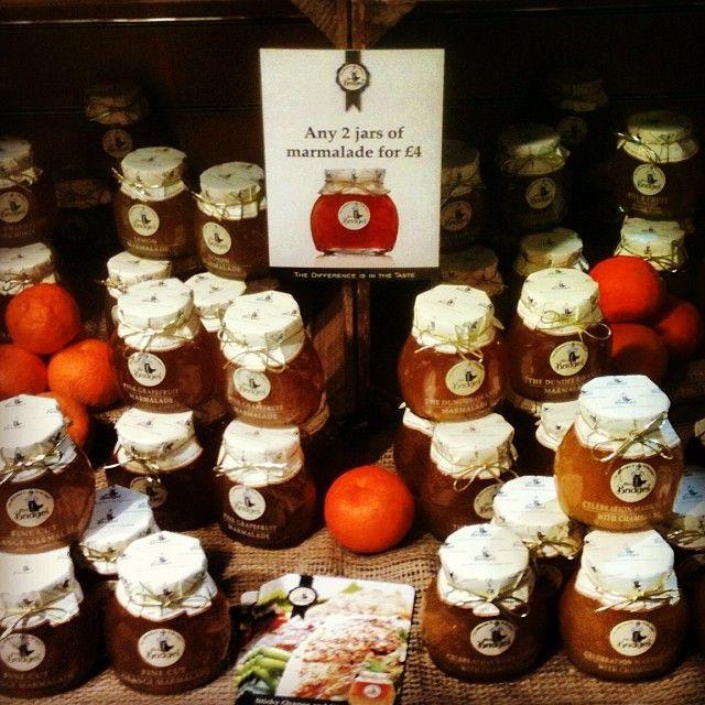 Marmalade Promo in Mitchells Inverurie