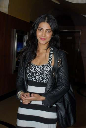 Shruti Haasan - IANS