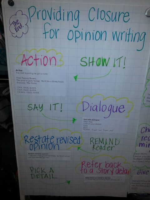 writing an opinion essay 5th grade Essay writing tips - very helpful during school, but also in college :) find this pin and more on 5th grade writing- unit 2 opinion by celewi05.
