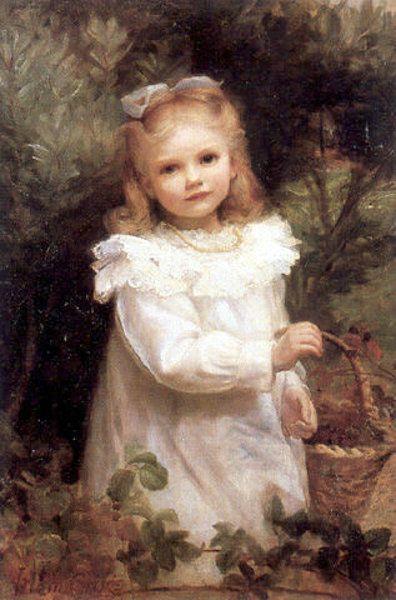 Mary, Daughter Of E. R. Twist Esq. by Emma Irlam Briggs