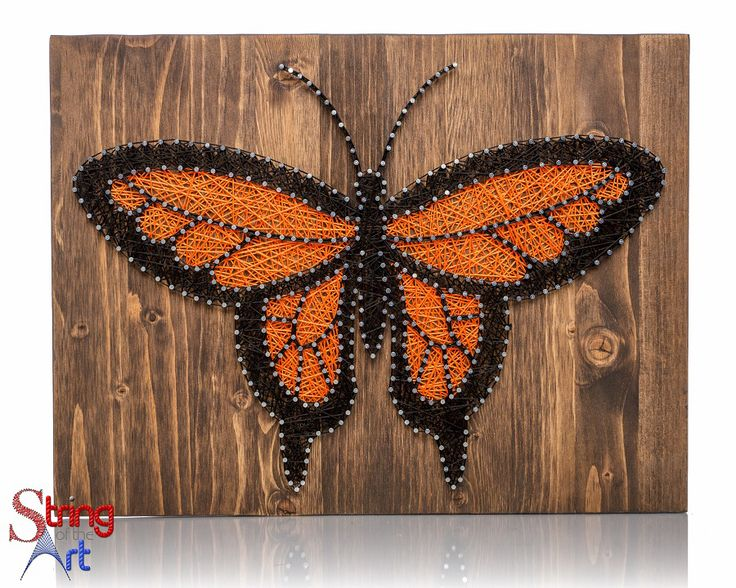 169 best diy string art kits images on pinterest for Diy nail and string art