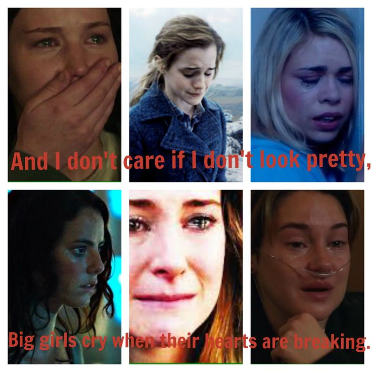 My edit!!  Big girls cry ~ Sia