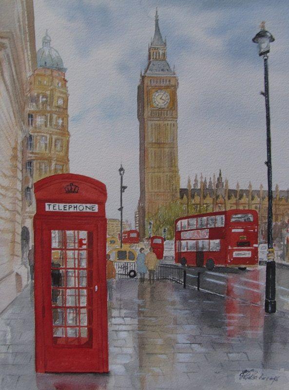 Londyn. W. Podlecka