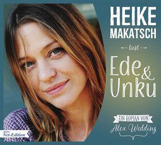 MEDIA Net-Edition: Heike Makatsch liest EDE UND UNKU