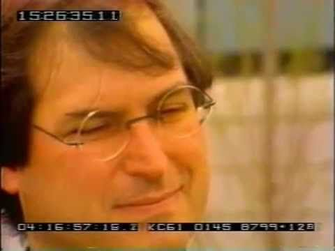 1993 interview re: Paul Rand and Steve Jobs - YouTube