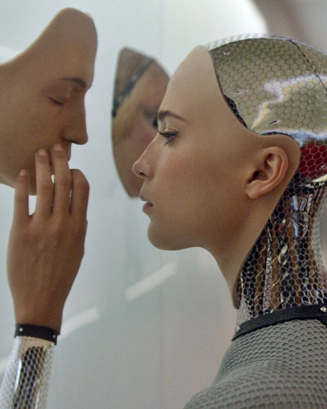 Alicia Vikander, Ex Machina | Nominated for Best Supporting Actress
