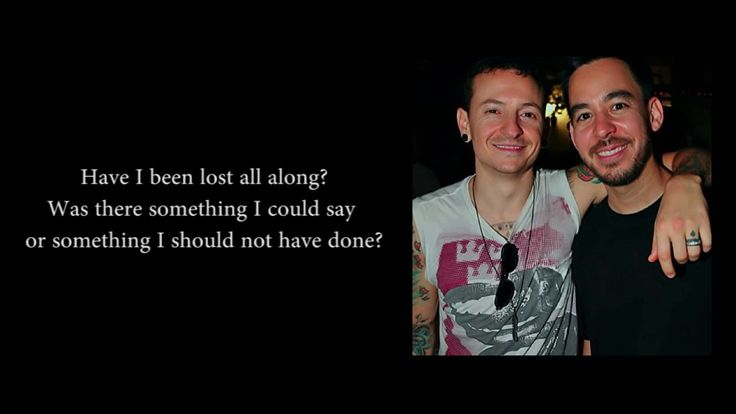 Looking For An Answer (Lyrics) - Linkin Park