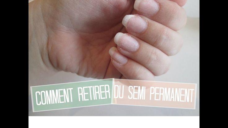 TUTO Comment retirer du Vernis Semi-Permanent   Melissa Easy Nails