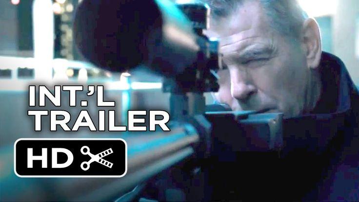 Survivor Official International Trailer #1 (2015) - Pierce Brosnan, Mill...