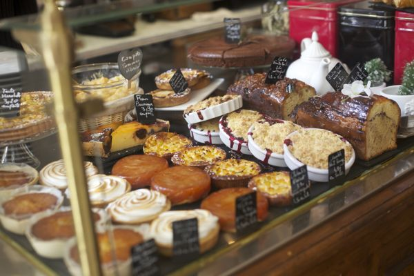 French bakery...drool
