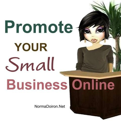 Promote your small business - Norma