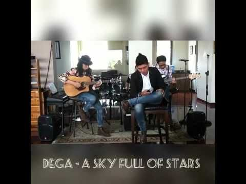 Coldplay - A Sky Full Of Stars (Cover by DEGA) Instagram