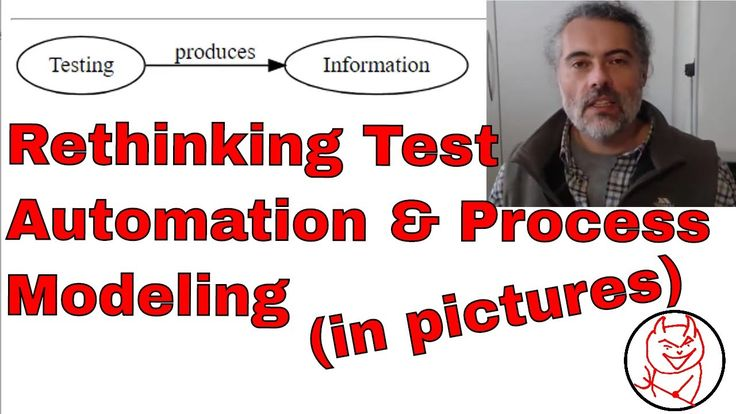 Test Automation and Test Process Modeling - an evolutionary and pictorial explanation https://youtu.be/6MroBXbUrLA