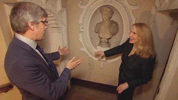 Pincipessa Rita:  A fairytale life ...From CBS Sunday Morning TV Show. 4/16/17