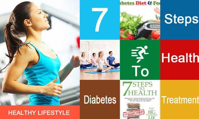 7 steps to health #diabetes #health