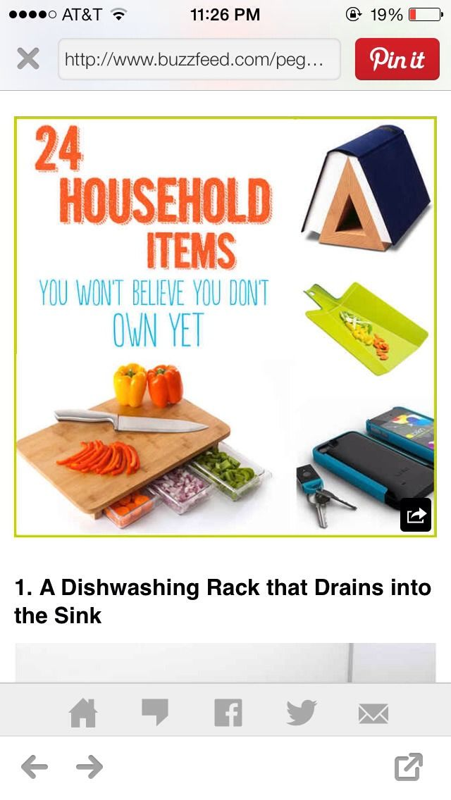 Must Have Household Items Part - 17: 24 Household Items You Wonu0027t Believe You Donu0027t Own. Must Have ...