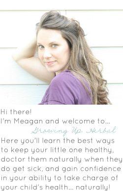 Free Weekly Real Food Meal Plan: February 9-15 | Growing Up Herbal