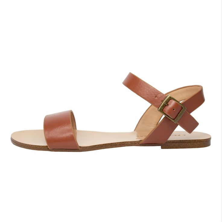Finally, the sandal you've been searching for. Made from the best quality leather we could find, and crafted with both a leather sole and upper, these sandals p