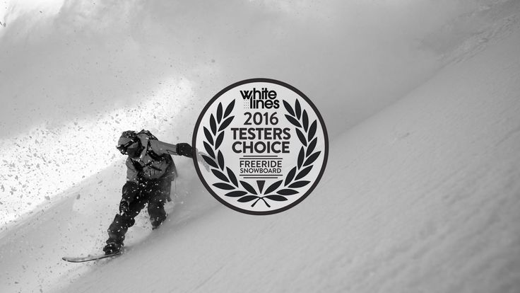 Our favourite freeride snowboards of the year, as chosen by the Whitelines Team