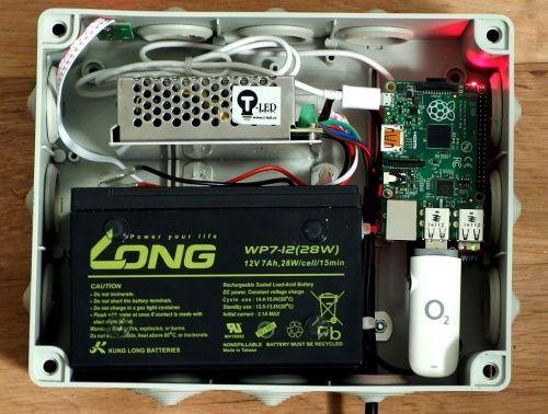 5V lead acid UPS for Raspberry Pi - EnigmaGuy Wiki