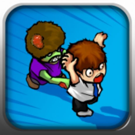 Zombie Escape Free released for iOS - Unique Line Drawing Zombie Game 5