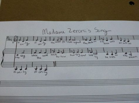 Madame Zeronis Music