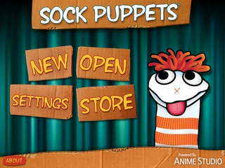 PROYECTO #GUAPPIS: Sock Puppets