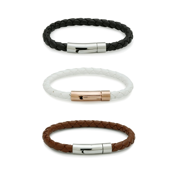 Perfect for men and women these PVC bracelets mix colours beautifully. Collect them all.