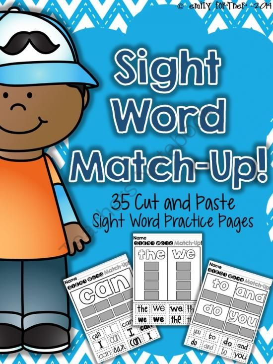 Reading Wonders Sight Word Match Up Giveaway!! - One lucky winner will receive a FREE copy of my Reading Wonders Sight Word Match-Up Practice Pages!! This packet is my most popular item in my shop! :).  A GIVEAWAY promotion for Sight Word Match-Up (Reading Wonders Kindergarten) from Emily Rae on TeachersNotebook.com (ends on 2-16-2014)