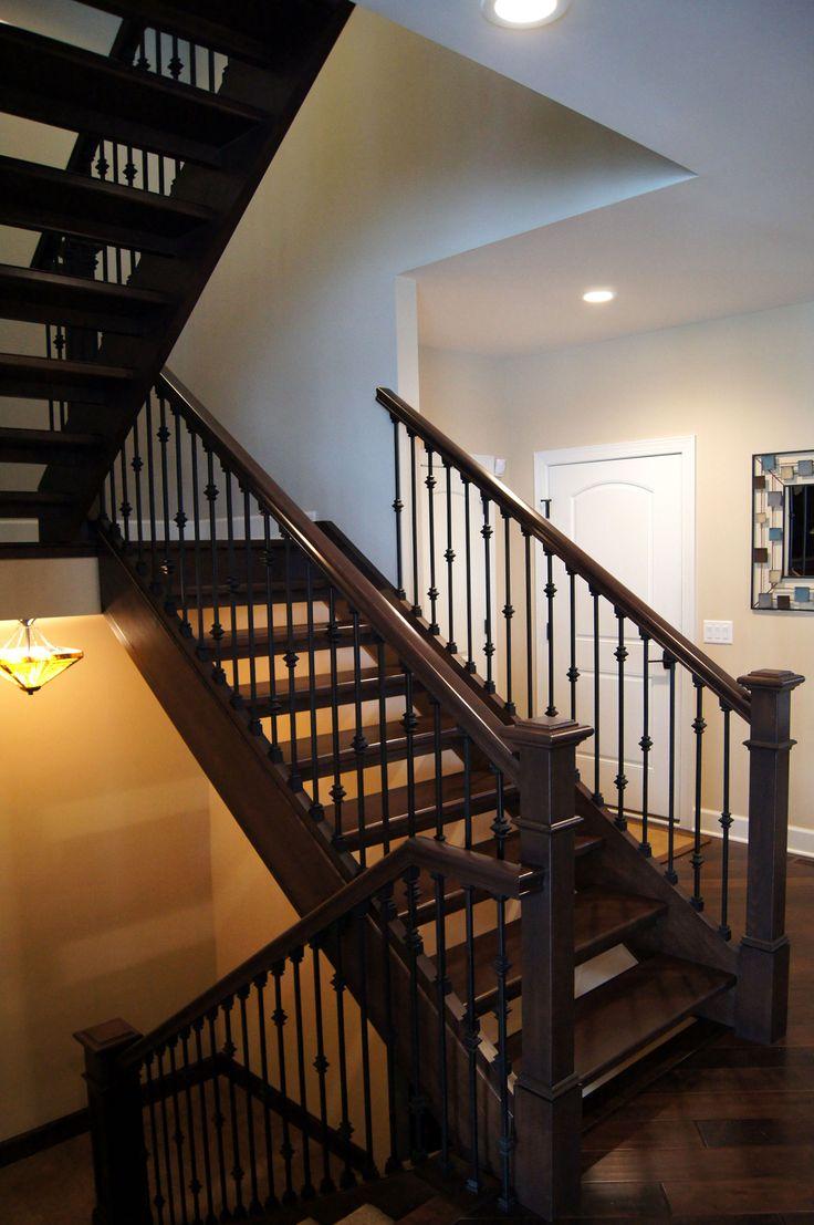 Custom home designed by Madison, WI residential designer Udvari-Solner Design Company
