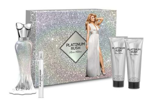 d54e1883a PARIS Hilton Platinum Rush 4pc Set 100ml in 2019 | Fragrances - Cave  Shepherd | Paris hilton, Perfume, Paris