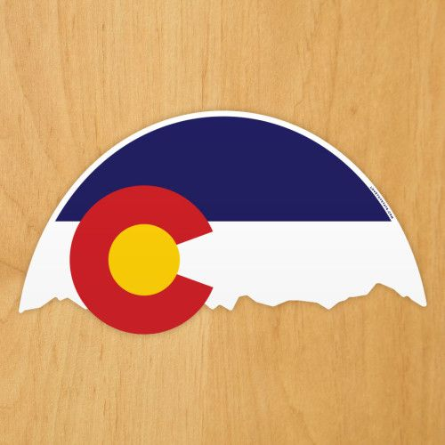 Colorado sticker http www lovethystate com colorado
