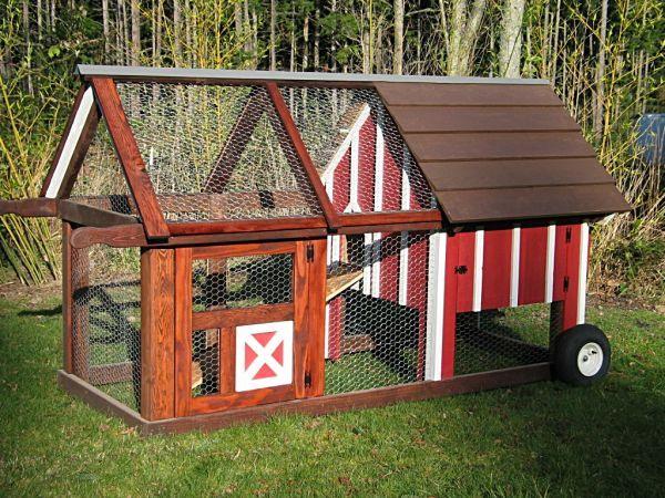 Chicken Tractor Mini Farm Pinterest