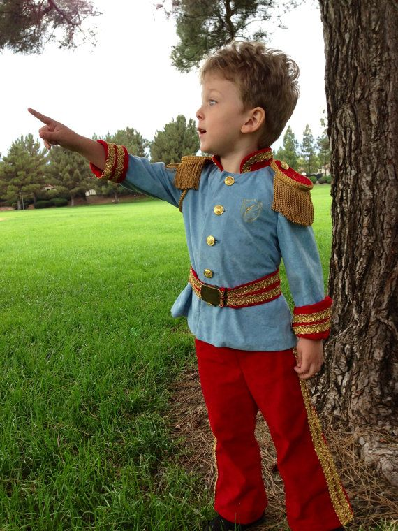 prince charming halloween costume for toddler by